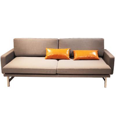 意大利 皮埃尔• 里梭尼多人布艺沙发现代简约设计师个性设计定制沙发