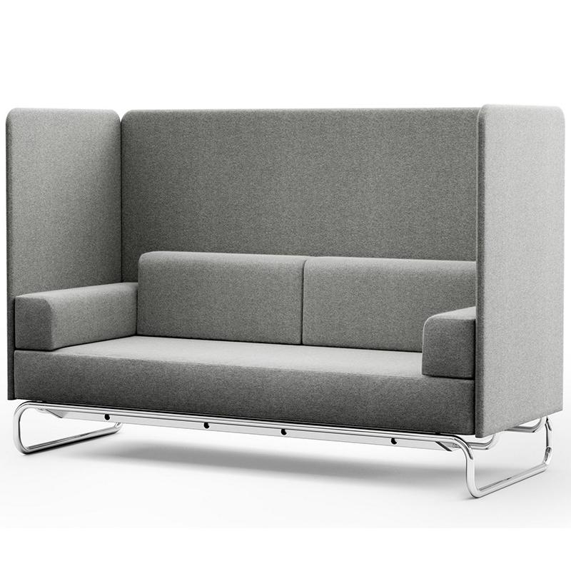 S 5000系列 极简主义沙发 设计师James Irvine 创意设计 意式轻奢不锈钢 多人沙发