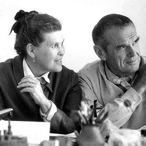 伊姆斯夫妇(Charles and Ray Eames)