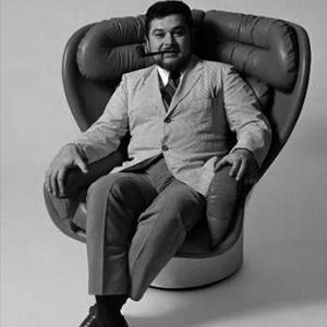 20C 约·科伦博(Joe Colombo) 意大利 米兰设计大师画家雕刻家
