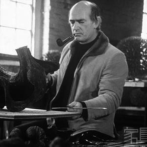 Harry Bertoia哈里.伯托埃 艺术家与家具设计师 经典铁椅