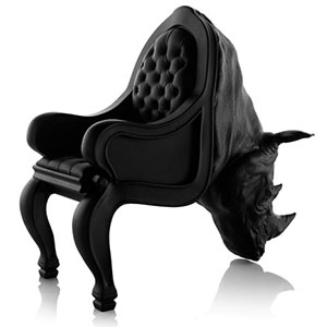 Maximo Riera动物椅 西班牙著名艺术家